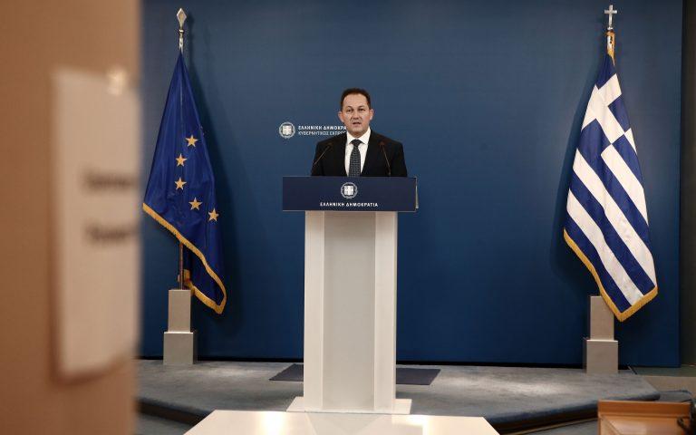 Στ. Πέτσας: Η πρόταση Στόλτενμπεργκ απέχει από το να χαρακτηριστεί ως συμφωνία για επανέναρξη διάλογου