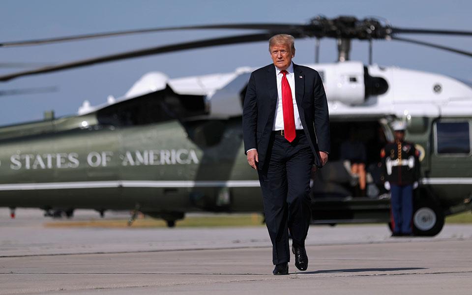 Διαψεύδει ο Λευκός Οίκος πως ο Τραμπ αποκάλεσε «χαμένους» τους πεσόντες πολέμου