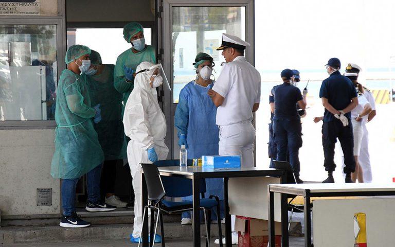 Κορωνοϊός: 144 νέα κρούσματα – Τέσσερις θάνατοι το τελευταίο 24ωρο