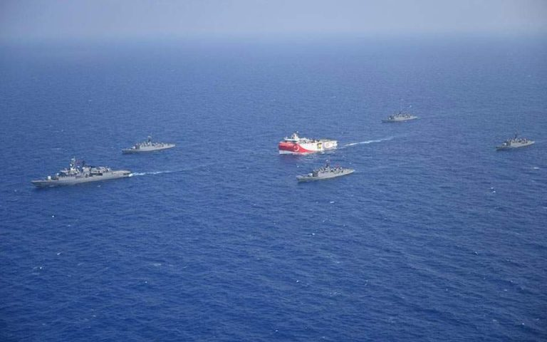 FT: Τι διακυβεύεται στην Ανατολική Μεσόγειο