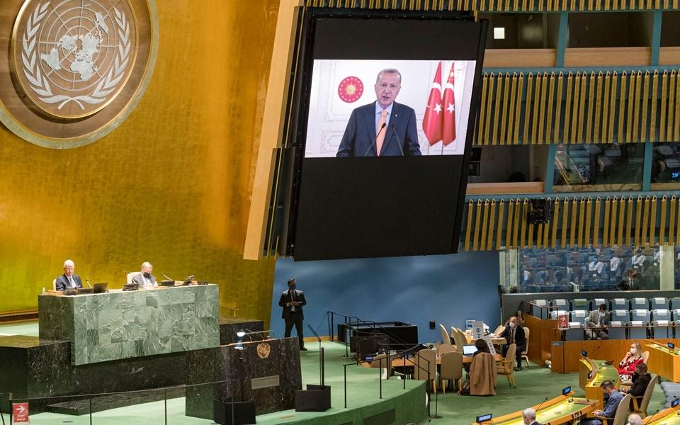 United Nations/Handout via REUTERS