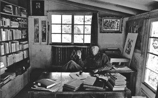 Η Ελλάδα, για τον Μίλερ, συνιστά καθαρτήριο από το οποίο εφορμά η μεταφυσική του για να τον οδηγήσει στη δυτική ακτή, στο Μπιγκ Σουρ (βλ. «Big Sur and the Oranges of Hieronymus Bosch», 1957), όπου θα στήσει το κοινόβιο των καλλιτεχνών που θα τον συνοδεύσουν για μεγάλο διάστημα της ζωής του.