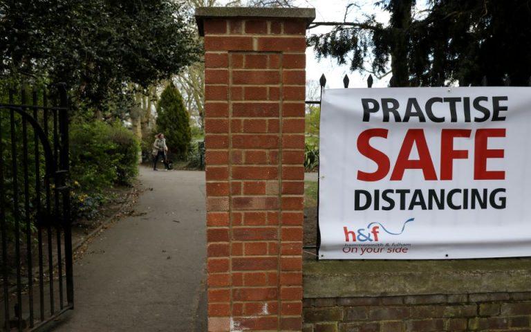 Βρετανία: Στο «κόκκινο» τα κρούσματα, στο 80% οι απείθαρχοι