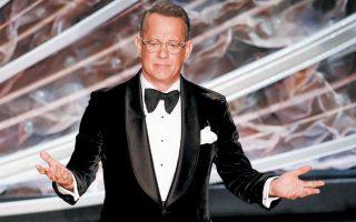 Οι δηλώσεις του Tom Hanks στις Χρυσές Σφαίρες, στις 5 Ιανουαρίου 2020, όταν του απονεμήθηκε το βραβείο Cecil B. DeMille για τη συνολική προσφορά του στον κινηματογράφο, είναι ύμνος στην Ελλάδα. (Φωτ. ΑΠΕ)