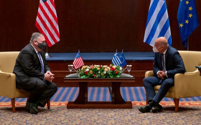 Times για Πομπέο: Εξαντλήθηκε η υπομονή των ΗΠΑ με την Τουρκία