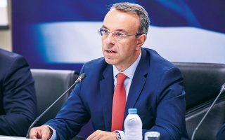 Ο υπουργός Οικονομικών Χρήστος Σταϊκούρας επανέλαβε ότι, με τα σημερινά δεδομένα, δεν αλλάζει η πρόβλεψη της κυβέρνησης για ύφεση 8% στο 2020 συνολικά. Είπε, μάλιστα, ότι η πτώση του τουρισμού κινείται εντός των ορίων των κυβερνητικών προβλέψεων.