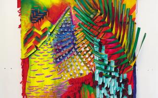Μάρω Φασουλή, Untitled, 2020.