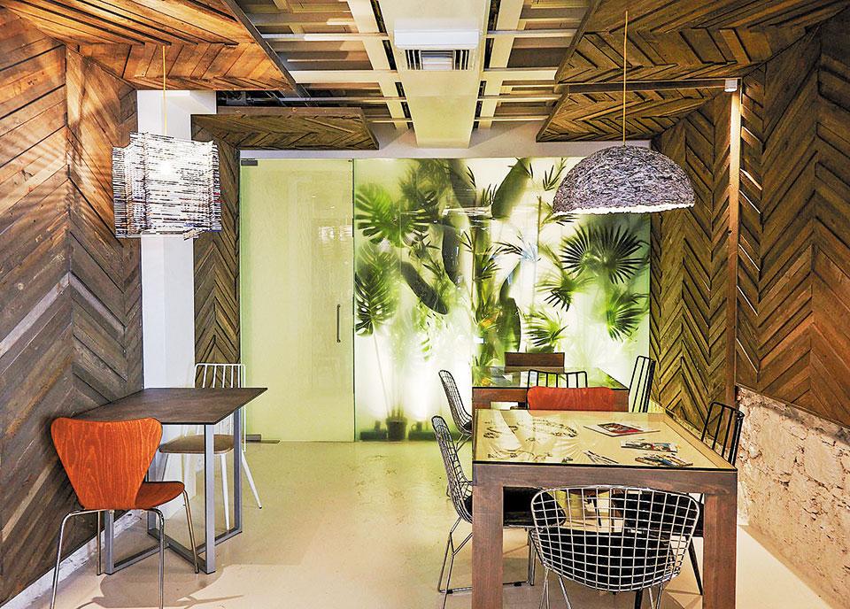 Αρχιτεκτονική περιήγηση με αφετηρία το σπίτι του περιοδικού δρόμου «Σχεδία»