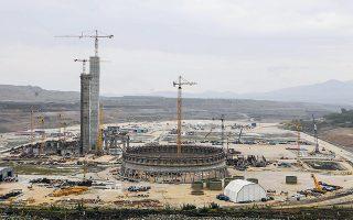 Πρόταση για κατασκευή και λειτουργία πιλοτικής μονάδας CCUS σε μία από τις υπάρχουσες λιγνιτικές μονάδες της ΔΕΗ στην Περιφέρεια Δυτικής Μακεδονίας ή σε συνάρτηση με την υπό κατασκευήν μονάδα, Πτολεμαΐδα 5, περιελάμβανε και η μελέτη της Παγκόσμιας Τράπεζας για την ενεργειακή μετάβαση της Δυτικής Μακεδονίας (φωτ. ΑΠΕ).