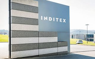 H μετοχή του ομίλου Inditex (Zara, Bershka κ.ά.) σημείωσε άνοδο 6%.
