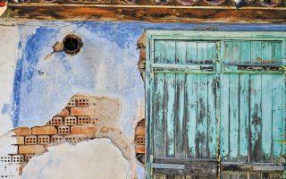 Φωτογραφία του Ξενοφώντα Παπαευθυμίου από την έκθεση «Αόρατες Πόλεις».