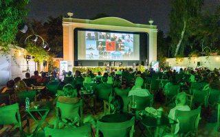 Σε μια εκδήλωση στην Αίγλη Ζαππείου παρουσιάστηκε το πλήρες πρόγραμμα των «Νυχτών Πρεμιέρας».