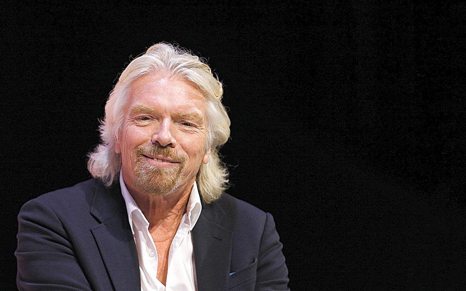 Στο στόχαστρο του Ρίτσαρντ Μπράνσον βρίσκονται κλάδοι στους οποίους οι εταιρείες του ομίλου Virgin Group έχουν ήδη παρουσία.