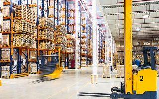 Στο πλαίσιο της ΑΜΚ θα εισφερθεί και το 20% ενός χαρτοφυλακίου τριών ακινήτων logistics στον Ασπρόπυργο, τα οποία η εταιρεία πρόκειται να αποκτήσει έως το τέλος του έτους αντί ποσού 38 εκατ. ευρώ (φωτ. ΑΠΕ).