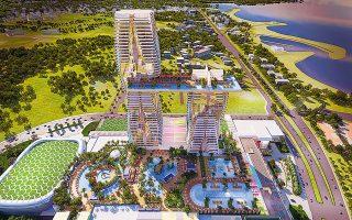 Το σχήμα των Mohegan - ΓΕΚ σχεδιάζει την ανάπτυξη ολοκληρωμένου τουριστικού συγκροτήματος με καζίνο (Integrated Resort Casino - IRC) στο Ελληνικό, που αποτελεί επένδυση ύψους άνω του 1 δισ. ευρώ.