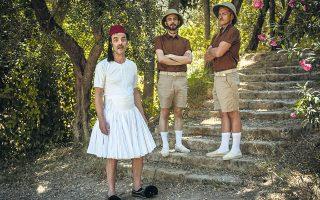 Η παράσταση «Αθηναίων Πολιτεία» στο Αρχαίο Θέατρο Aργους.