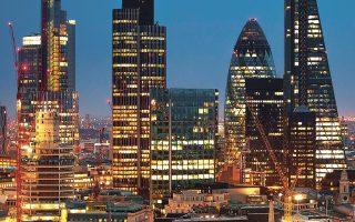 Το Σίτι του Λονδίνου κατέχει εδώ και χρόνια δεσπόζουσα θέση στην εκκαθάριση συναλλαγών παραγώγων.