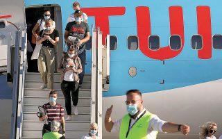 Στόχος της TUI είναι η εξοικονόμηση 300 εκατ. ευρώ (φωτ. Reuters).