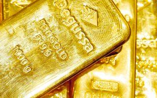 Η τιμή του χρυσού υποχώρησε κατά 2%, στα 1.869 δολ./ουγγιά.