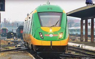 Το νέο έργο αφορά την αποκατάσταση και την αναβάθμιση του τμήματος Apata - Cata της σιδηροδρομικής γραμμής Brasov - Simeria, η οποία αποτελεί μέρος του ευρωπαϊκού διαδρόμου μεταφορών Ρήνου - Δούναβη.