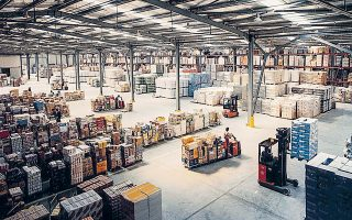 Τα logistics θα αποτελέσουν τον τέταρτο βασικό πυλώνα επενδύσεων, μετά τα κτίρια γραφείων, τα εμπορικά καταστήματα και τα ξενοδοχεία.