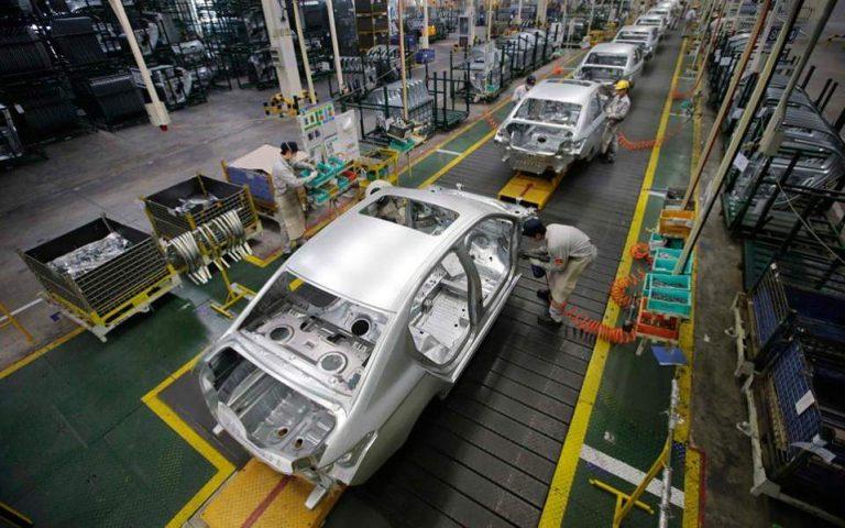 Γερμανία: Ισχνή άνοδος των βιομηχανικών παραγγελιών