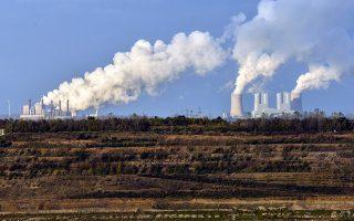 Πάνω από το 90% των εκπομπών των αερίων θερμοκηπίου εκπέμπεται από χώρες εκτός Ε.Ε. Ο,τι και να κάνουμε στην Ευρώπη, αν οι υπόλοιπες χώρες δεν ακολουθήσουν, ο επιτακτικός στόχος διατήρησης της αύξησης της θερμοκρασίας του πλανήτη μας σε 1,5 °C δεν θα επιτευχθεί.