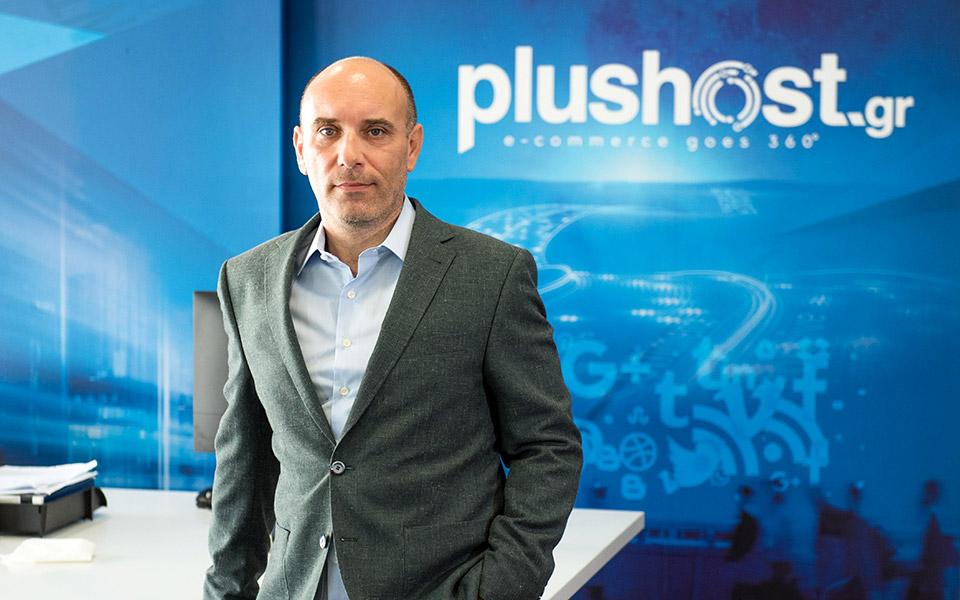 Θανάσης Καμέας, CEO της Plushost