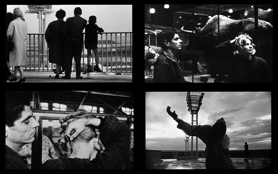 «Καρέ» από την ταινία  «La Jetée» (1962) του Κρις Μαρκέρ.