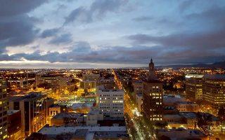 H πόλη Σαν Χοσέ της Καλιφόρνιας που έχει αποκτήσει τον χαρακτηρισμό «πρωτεύουσα της Σίλικον Βάλεϊ». (Φωτ. SHUTTERSTOCK)