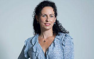 H Καλλιόπη Γκούσκου προχώρησε το 2015 στην ίδρυση της Εμβιοδιαγνωστικής. (Φωτογραφίες: Bαγγέλης Ζαβός)