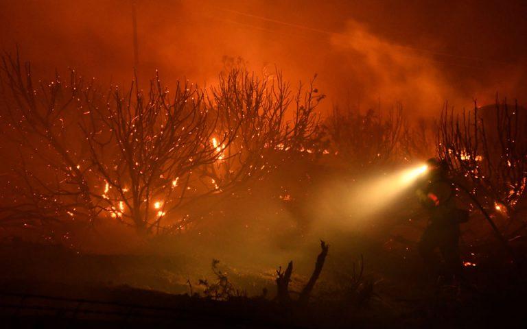 kalifornia-pompi-sti-mnimi-pyrosvesti-poy-pethane-sti-machi-me-tis-floges-vinteo-561086095