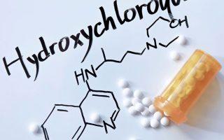 i-ydroxychlorokini-den-echei-chrisimotita-os-ergaleio-prolipsis-kata-tis-covid-190