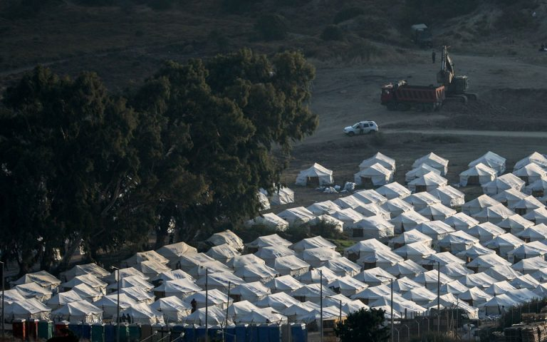 Μυτιλήνη: Επτά πρόσφυγες και μετανάστες θετικοί στον κορωνοϊό