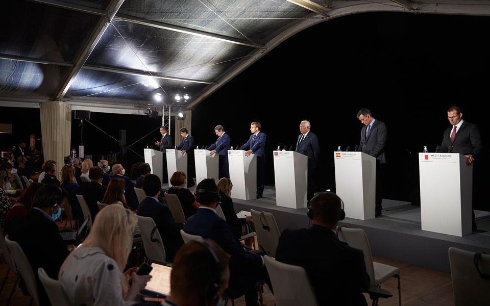 Κυρ. Μητσοτάκης: Να αποδείξει στην πράξη ότι θέλει διάλογο η Τουρκία