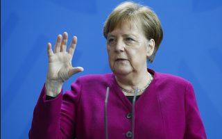 Το Βερολίνο πλέον θεωρεί ότι η γερμανική οικονομία θα ανακάμψει κατά λιγότερο από 5% το 2021.