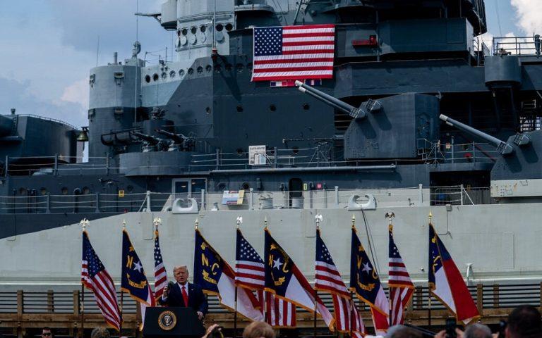 Φόβοι στο ΝΑΤΟ για απόσυρση των ΗΠΑ αν επανεκλεγεί ο Τραμπ