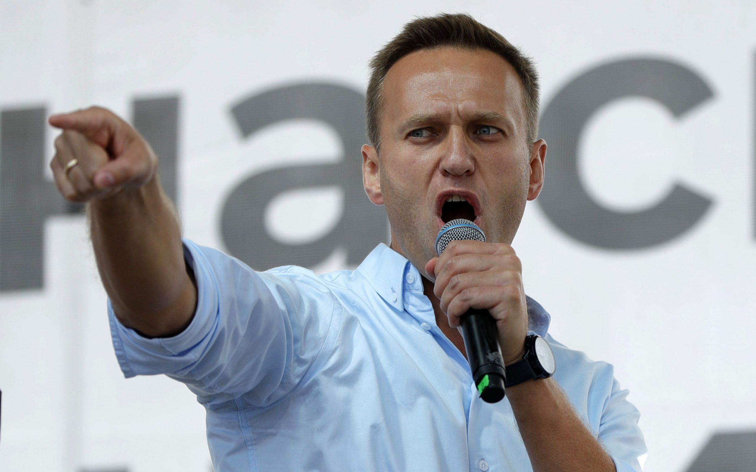 Αλεξέι Ναβάλνι: «Ο άνθρωπος που φοβάται περισσότερο ο Πούτιν» | Η ΚΑΘΗΜΕΡΙΝΗ