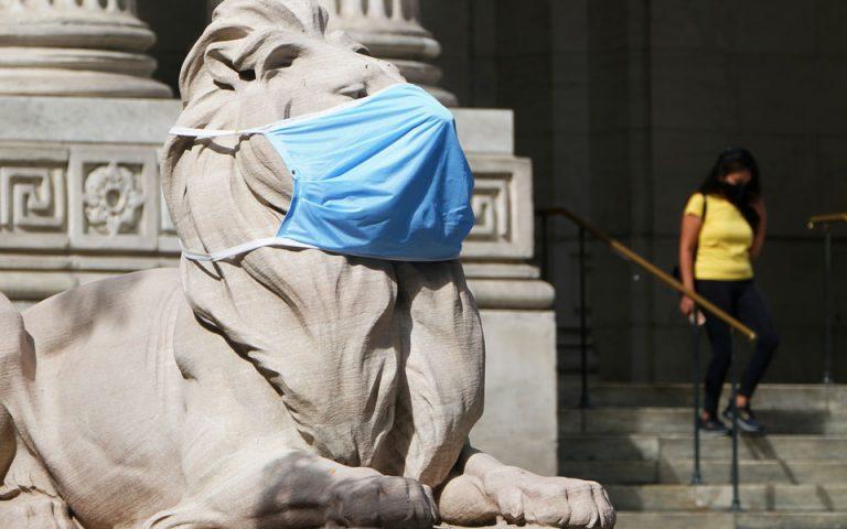 ΗΠΑ: «Καμπανάκι» από Φάουτσι για τη νέα έξαρση κρουσμάτων