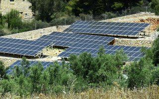 Τον Μάρτιο ανακοινώθηκε ελληνογερμανικό έργο ύψους ενός δισ. ευρώ για την αξιοποίηση της ηλιακής ενέργειας στη Δυτική Μακεδονία. (Φωτ. SHUTTERSTOCK)