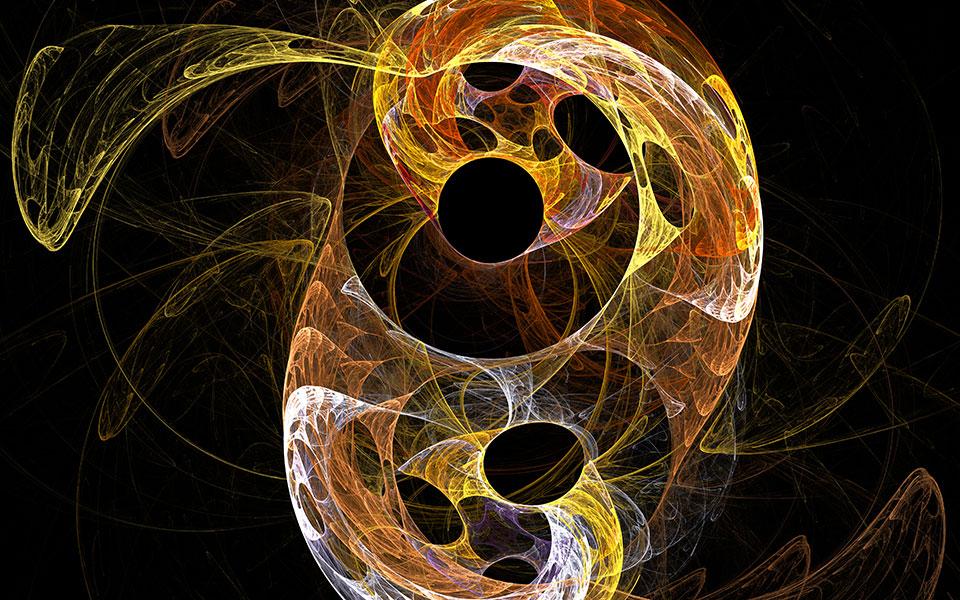Oι δύο μαύρες τρύπες που συγκρούστηκαν ήταν 65 και 85 φορές μεγαλύτερες από τον Ηλιο, ενώ από την ένωσή τους προέκυψε μαύρη τρύπα όσο 142 ήλιοι. (Φωτ. SHUTTERSTOCK)|