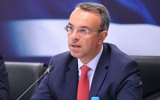 Το υπουργείο Οικονομικών μπορεί να στηρίξει την όποια απόφαση ληφθεί, σημείωσε ο κ. Σταϊκούρας.