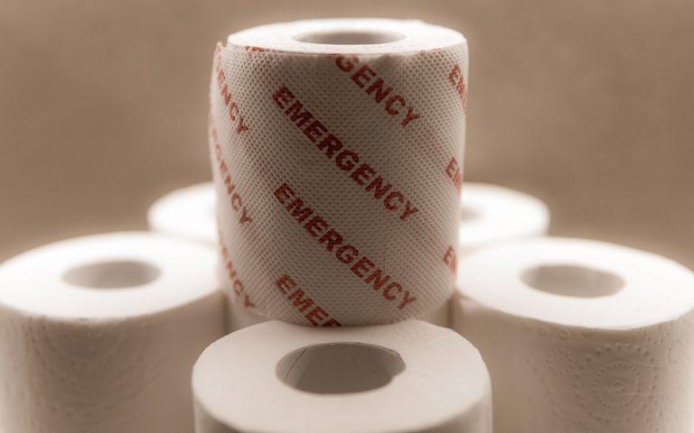 Νέα έκρηξη στη ζήτηση για… χαρτί τουαλέτας στη Γερμανία