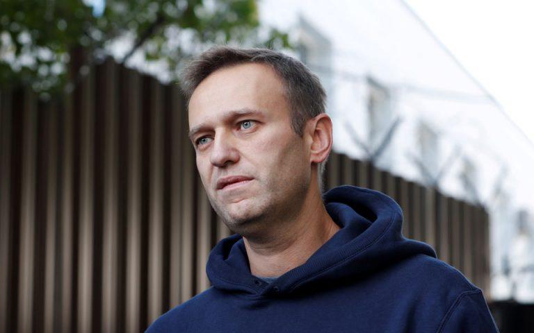 Ρωσία: Διπλασιάσθηκε μέσα σε 12 μήνες η δημοτικότητα του Ναβάλνι