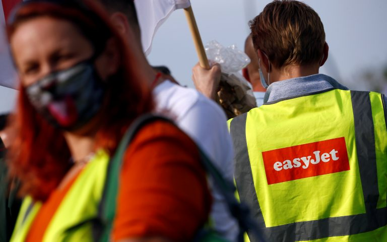 Easyjet: Δεν πέρασε το αίτημα του Χατζηιωάννου για