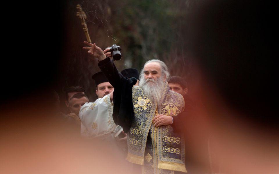 Απεβίωσε από επιπλοκές του κορωνοϊού ο Μητροπολίτης Μαυροβουνίου Αμφιλόχιος
