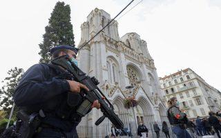 Η εκκλησία στην οποία σημειώθηκε η αποτρόπαια επίθεση (Φωτ. Reuters)