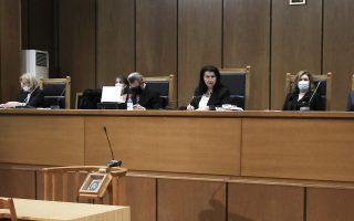 Η τελική απόφαση των δικαστών θα εκδοθεί πιθανότατα την Πέμπτη (φωτ. INTIME NEWS).