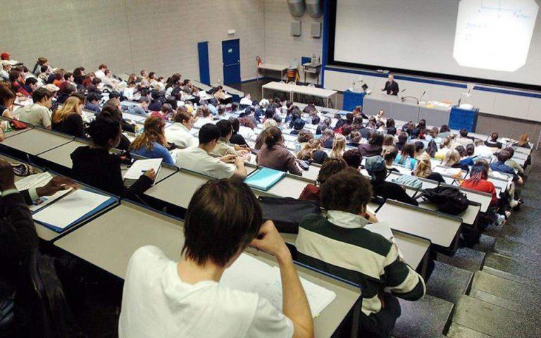 Οι στρεβλώσεις της τριτοβάθμιας εκπαίδευσης