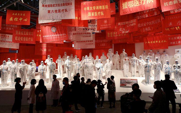 Οι Κινέζοι βγαίνουν μπροστά